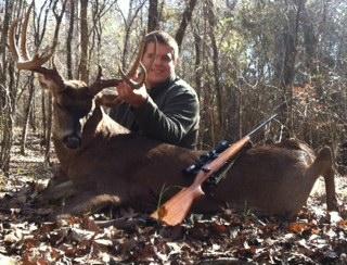 Sam Ballard shot this 140 inch 10 pt. on January 2nd in ...